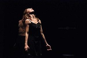 Breve antología del deseo, entre el amor y desamor compañia de danza capital presentaciòn Teatro Esperanza Iris 1