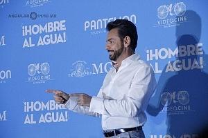 Eugenio Derbez estrena en México Hombre al agua 1