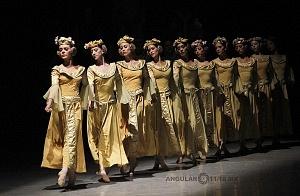 Presentación de Carmina Burana, de Nellie Happee homenaje a toda una vida en la danza ensayo general Palacio de Bellas Artes 2018 (1)