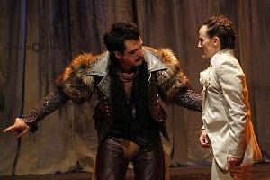 Puesta en escena Noche de Reyes De William Shakespeare teatro Helenico 14 de Mayo 2018 re estreno 1