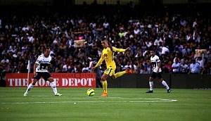 Pumas cae 4-1 ante el America en cuartos de final del torneo de clausura 2018 defensa de pumas en tiro libre 1
