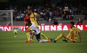 Pumas cae 4-1 ante el America en cuartos de final del torneo de clausura 2018 en CU