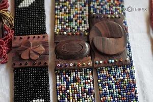 XV Festival del Tambor y las Culturas Africanas en Mèxico venta de artesanias Africanas en el marco del festival 1