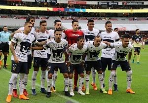 equipo titular de Pumas en la liguilla torneo clausura 2018