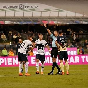 equipo titular de Pumas en la liguilla torneo clausura 2018 n