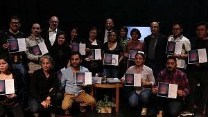 """Cierra de la instalaciòn """"Carne y Arena"""" entrega de reconocimientos"""