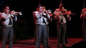 Con las alas coloradas el debut de La Rumorosa en el Teatro de la Ciudad musico 1