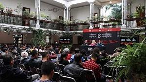 GIFF buscará conectar a los cinéfilos con la crítica especializada conferencia de prensa en la ciudad de Mèxico 2