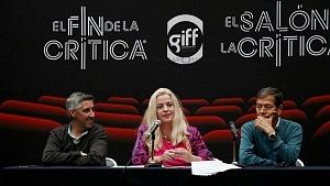 GIFF buscará conectar a los cinéfilos con la crítica especializada conferencia de prensa en la ciudad de Mèxico