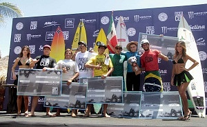 Ganadores del Puerto Escondido Cup 2018 categorìa varolin