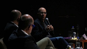 Jorge Volpi, Coordinador de Difusión Cultural de la UNAM