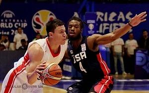 México derrota a Estados Unidos 78-70 rumbo a la Copa Mundial FIBA China 2019