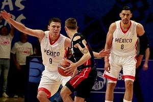México derrota a Estados Unidos 78-70 rumbo a la Copa Mundial FIBA China 2019 gimnasio Olimpico Juan de la Barrera 1