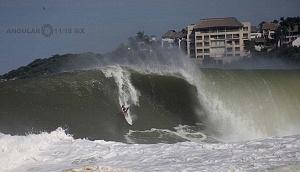 Puerto Escondido Cup 2018 Campeonato Internacional de Surf en Olas Gigantes