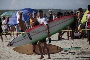 Puerto Escondido Cup 2018 Campeonato Internacional de Surf en Olas Gigantes competidor Angelo Lozano