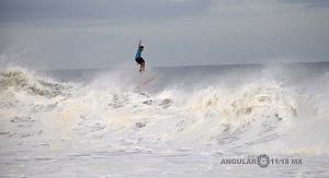 Puerto Escondido Cup 2018 Campeonato Internacional de Surf en Olas Gigantes realizado por la organización Surf Open League 10