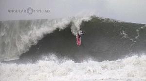 Puerto Escondido Cup 2018 Campeonato Internacional de Surf en Olas Gigantes realizado por la organización Surf Open League