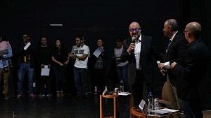Ricardo Raphael de la Madrid director del CCUT 1