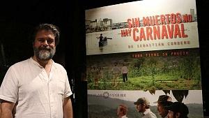 director ecuatoriano Sebastián Cordero en la cineteca nacional 1