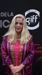 directora del GIFF Sarah HochDelong