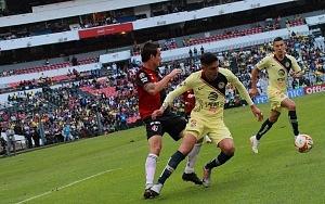 AMÉRICA venció 3-1 al ATLAS en la jornada 2 del torneo apertura 2018 (1)