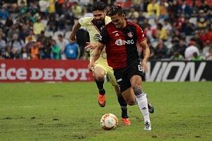 AMÉRICA venció 3-1 al ATLAS en la jornada 2 del torneo apertura 2018 en el estadio Azteca 1