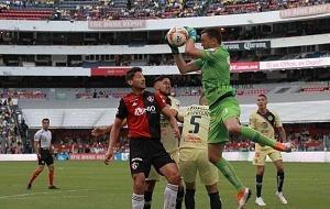 AMÉRICA venció 3-1 al ATLAS en la jornada 2 del torneo apertura 2018 en el estadio Azteca