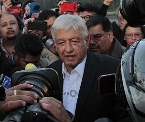 Andrés Manuel López Obrador es el nuevo Presidente Electo de México durante la jornada electoral del 1 de julio