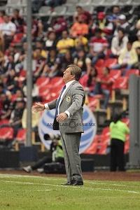 Director Tecnico de las Aguilas del América Miguel Herrera