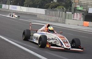 FIA FORMULA 4 NACAM GRAN PREMIO CDMX, GRAN FINAL 1