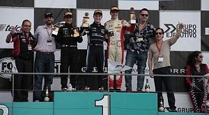 FIA FORMULA 4 NACAM GRAN PREMIO CDMX, GRAN FINAL GANADORES PODIUM
