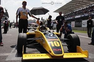 FIA FORMULA 4 NACAM GRAN PREMIO CDMX, GRAN FINAL SALIDA