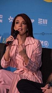 Fernanda Castillo actriz que interpreta a Alejandra en la pelicula YA VEREMOS