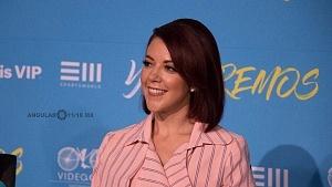 Fernanda Castillo actriz que protagoniza la pelicula YA VEREMOS