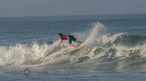 Hurley Surf Open Acapulco 2018 playa revolcadero