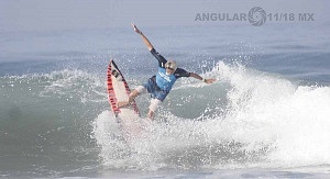 Hurrley Surf Open Acapulco 2018 playa revolcadero cuartos de final