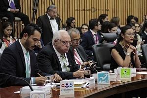 Instituto Nacional Electoral reunión del 1 de Julio elecciones presidenciales 2018 representantes de los partidos