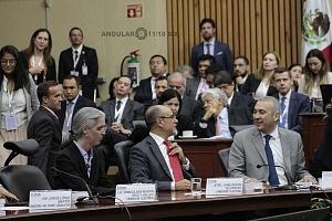Instituto Nacional Electoral salón principal reuniòn del 1 de Julio elecciones presidenciales 2018 consejeros