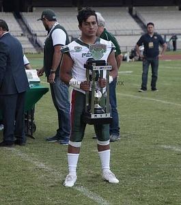Julio Hurtado jugador mexicano nombrdo MVP del Mundial U-19