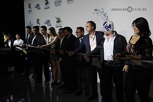 La CDMX y el acuario INBURSA estrenan el nuevo acuario interactivo (inauguración y corte de liston)