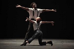 Les Ballets Jazz de Montréal ensayo general previo a la presntación en el teatro Esperanza Irís de la ciudad de Mèxico 4