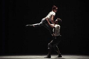Les Ballets Jazz de Montréal ensayo general previo a la presntación en el teatro Esperanza Irís de la ciudad de Mèxico 6