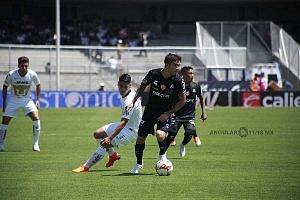 Pumas derrota al Necaxa en la jornda 2 del torneo apertura 2018 por 5 goles a 3