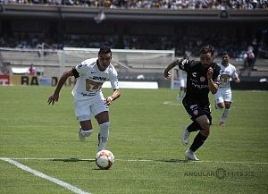 Pumas derrota al Necaxa en la jornda 2 del torneo apertura 2018 por 5 goles a 3 estadio olímpico universitario (3)