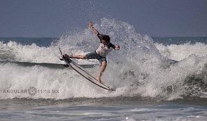 Sam Coffey Surf Open Acapulco 2018 QS 1,000