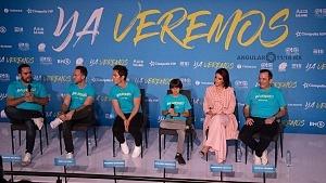 presentación y conferencia de prensa de la pelicula YA VEREMOS 1
