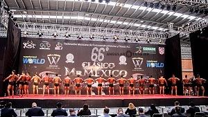 66 ClásicoMr México 2018