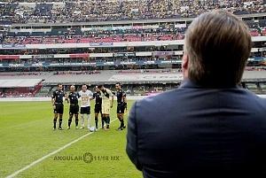 América empata con los Pumas de ultimo momento 2-2 en la jornada 7 del torneo de liga apertura 2018 2