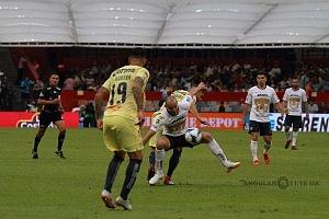 América empata con los Pumas de ultimo momento 2-2 en la jornada 7 del torneo de liga apertura 2018 ar