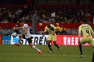 América empata con los Pumas de ultimo momento 2-2 en la jornada 7 del torneo de liga apertura 2018 ba